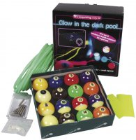 Poolball G.I.D.Light Glow i the Dark